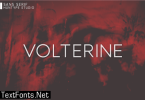 Volterine Font