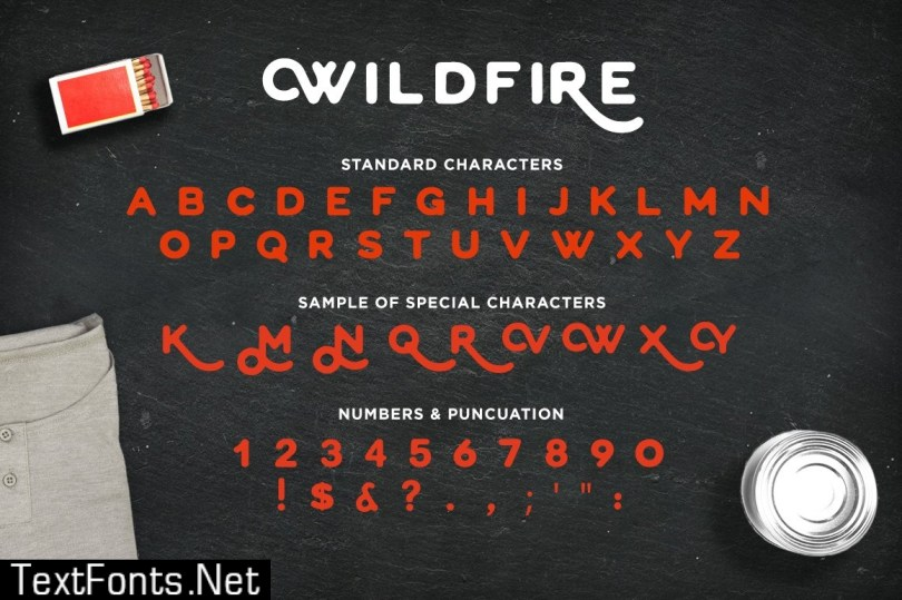 WildFire Font