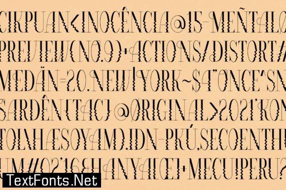 Adyta Font