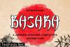 Basara Font
