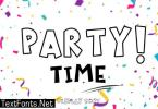 Party Time Font