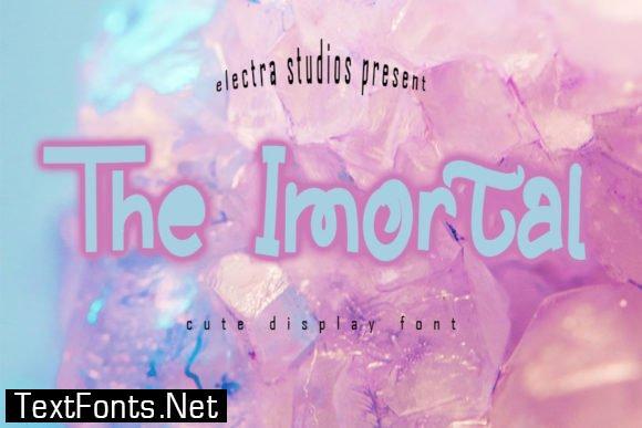 The Imortal Font