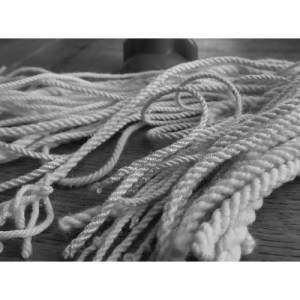 rope making - incredible rope machine