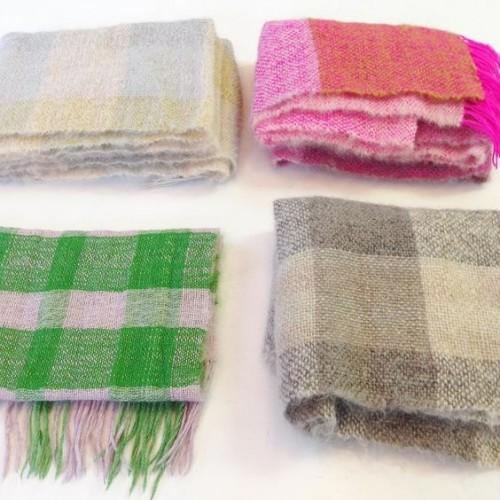 ontwerp en weef je eigen sjaal