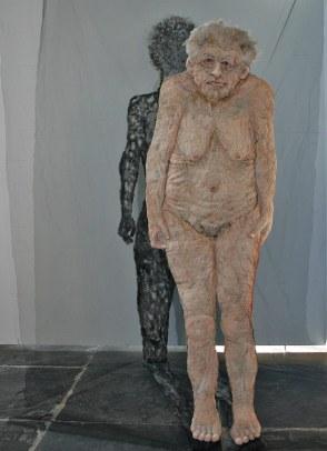 Vrouw en haar Schaduw