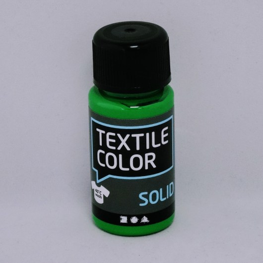 Textielverf en meer Textile Color Solid groen 50ml
