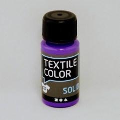 Textielverf en meer Textile Color Solid paars 50ml
