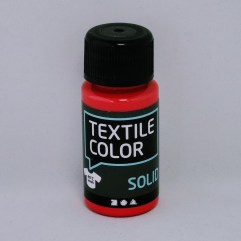 Textielverf en meer Textile Color Solid rood 50ml