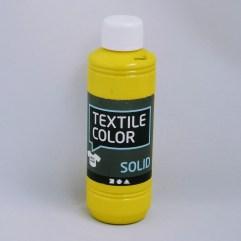 Textielverf en meer Textile Color Solid geel 250ml