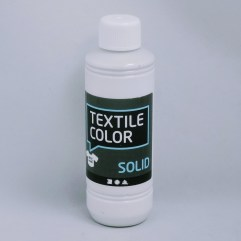 Textielverf en meer Textile Color Solid wit 250ml