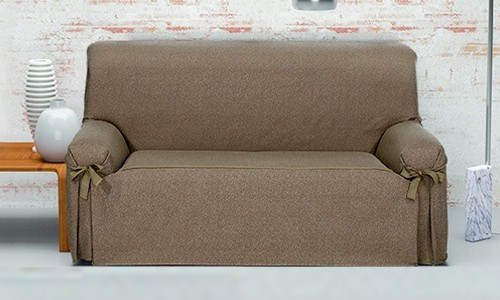 Venca hogar fundas sofa funda de sof tejido smockee with venca hogar fundas sofa simple - Fundas de sofa ajustables ...