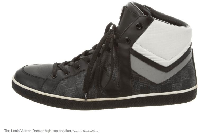 c7fec29867703 This Louis Vuitton Sneaker is Silicon Valley s latest status symbol ...