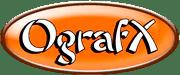 Logo OgrafX personnalisation sur tout support