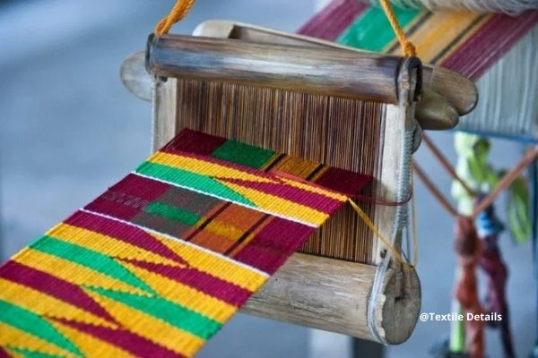 Hand Weave Woven Fabric