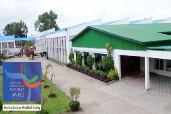 leed factory in bangladesh
