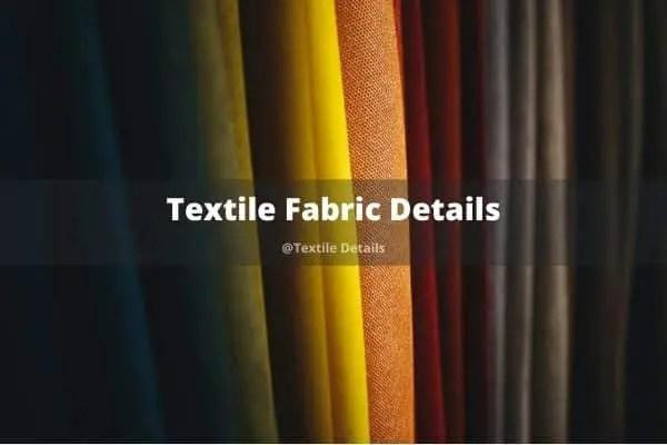 Textile Fabric Details