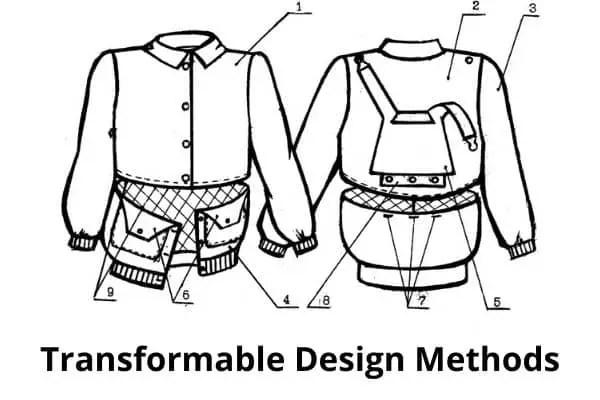 Transformable Design Methods