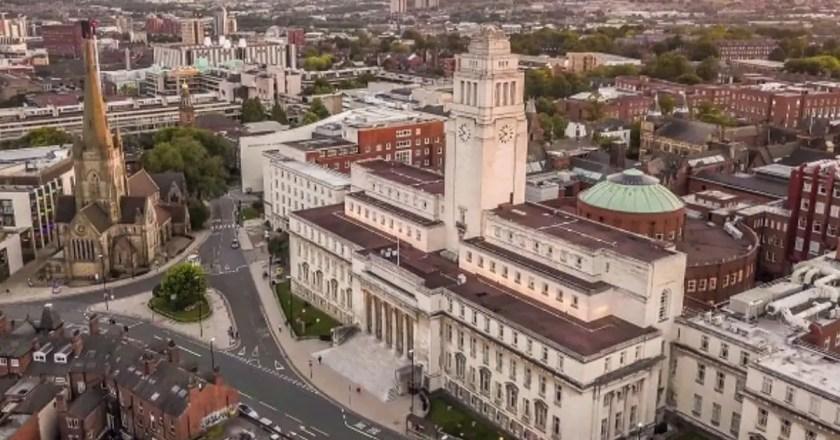 University in Leeds (UK)