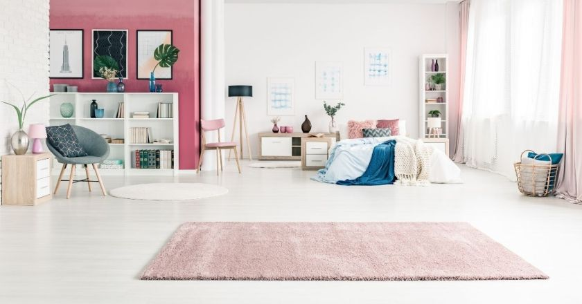 Right Rug has the right color