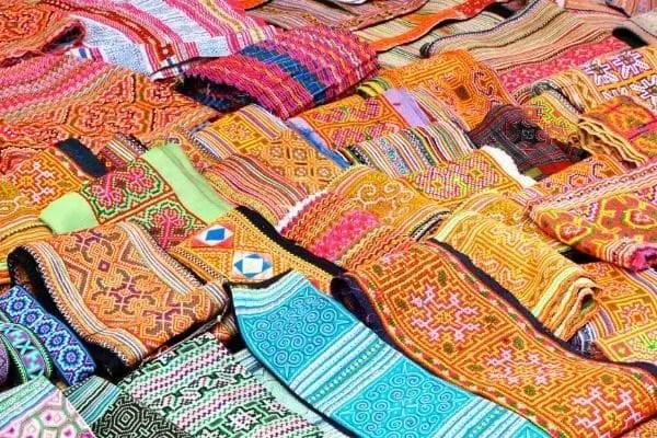 Among the Most popular Vietnamese fabrics, Some Popular Vietnamese Fabric are Growing Fast!