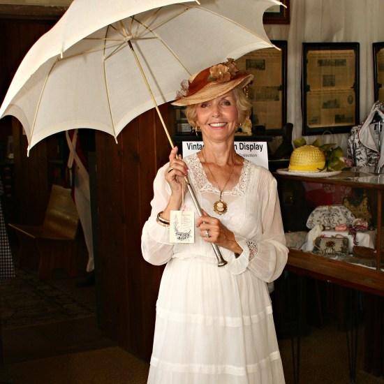 Textile Heritage Museum-Fashion Show-6-2006-Darlene Hagg-Volunteer_Cropped