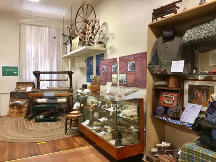 Textile Heritage Museum-New Exhibit Panels-7-2020