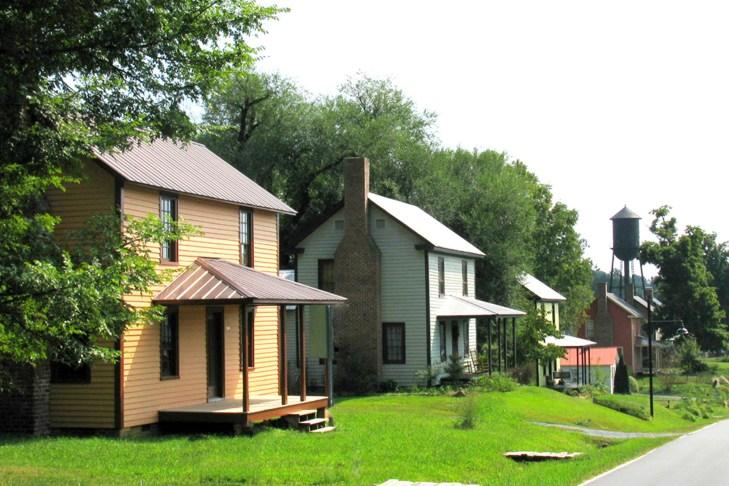 Glencoe Village photo