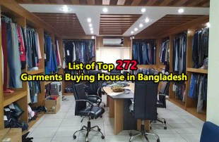 list of garments buying house