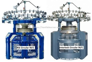 Comparison of Rib and Interlock Machine