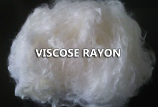 viscose rayon fiber