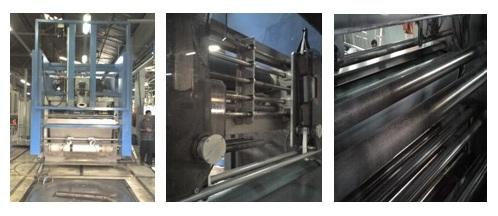 Different Parts of Dewatering Machine