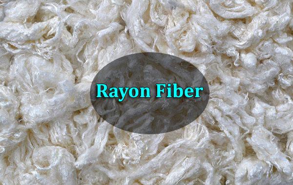Rayon Fiber
