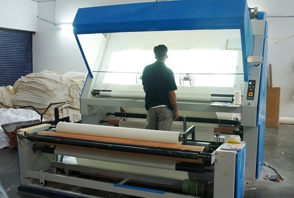 grey fabric inspection