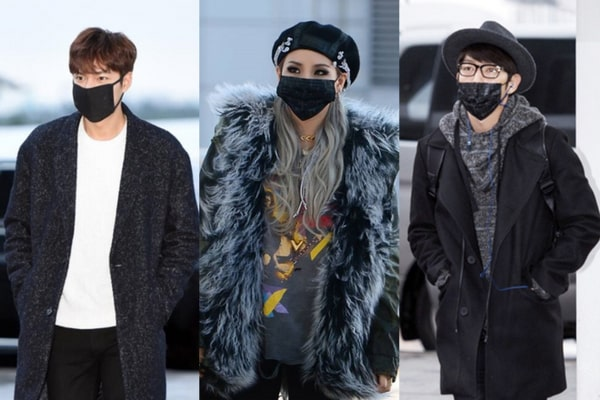 black face masks fashion trends