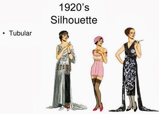 1920s silhouette