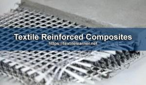 Textile Reinforced Composites