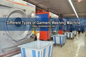 garment washing machine