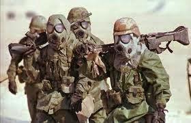 Military grade Hazmat Suits