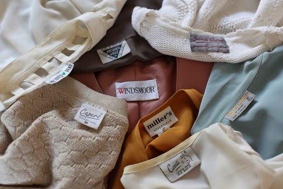 Styles of Labels