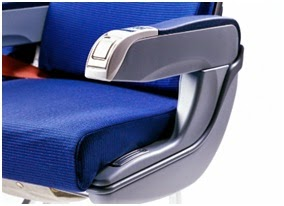 Aircraft seat cover