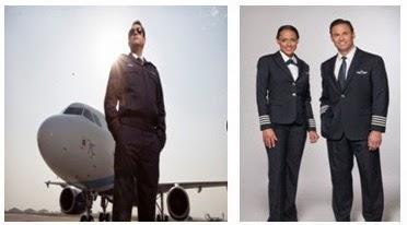 Uniform of Pilot