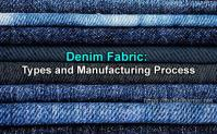 Denim Fabric: Types and Manufacturing Process