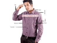 Determination of Fabric Consumption of Dress Shirt