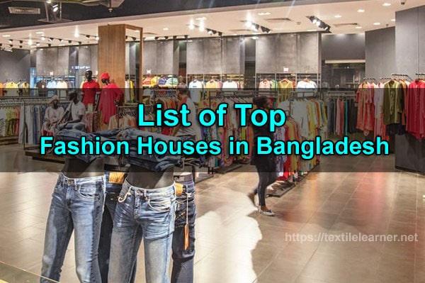 fashion houses in bangladesh