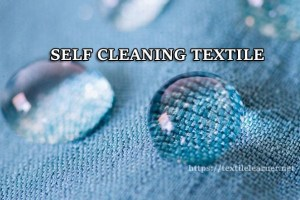 self cleaning textiles