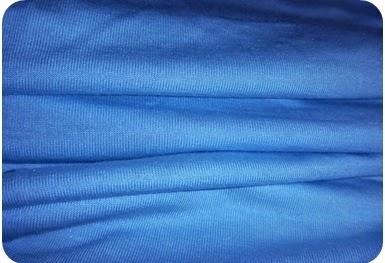 Structure of Organic Cotton Interlock Fabric