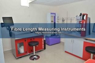 Fibre Length Measuring Instruments