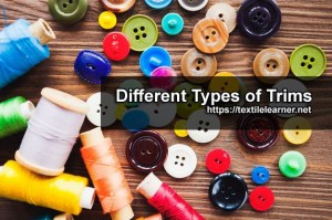 different types of trims