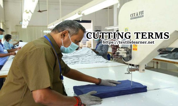 Cutting Terms
