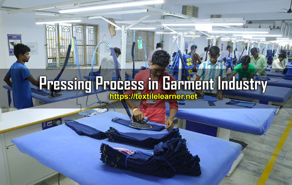 Pressing Process in Garment Industry